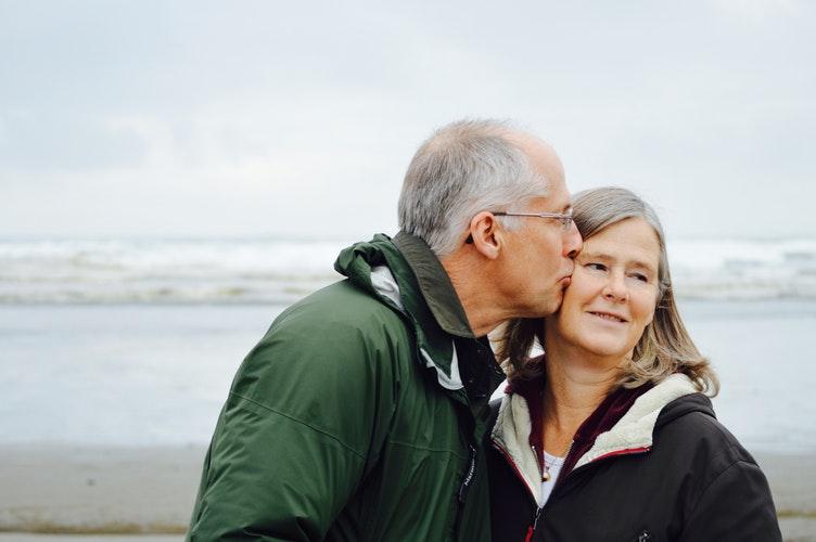 Idosos com mais de 60 anos na Bélgica