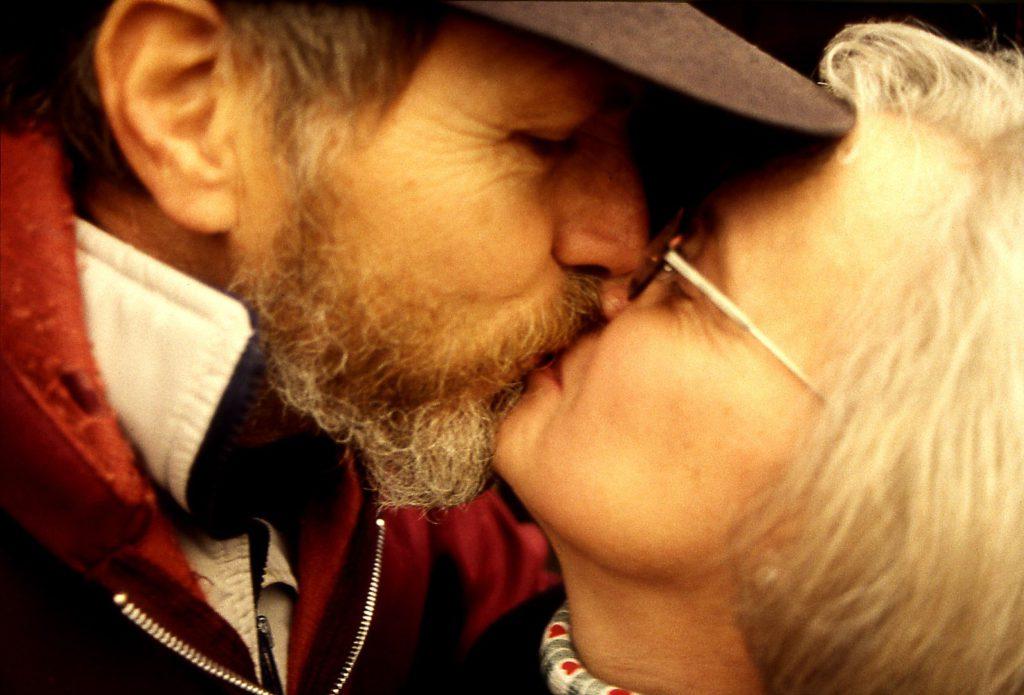 Namoro pessoas mais velhas